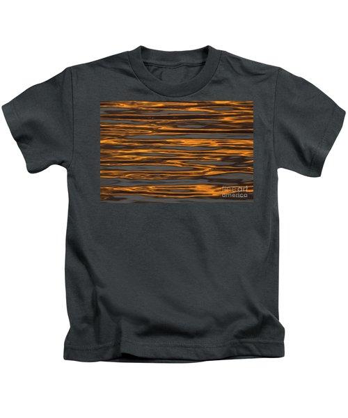 Sunset Reflections Kids T-Shirt