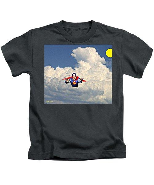 Super David Kids T-Shirt