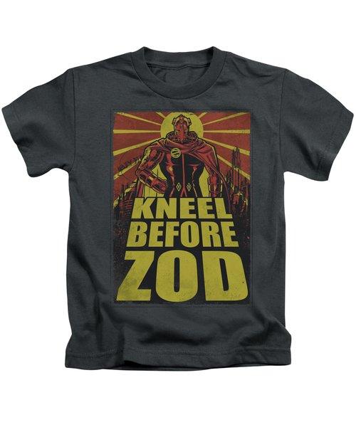 Superman - Zod Poster Kids T-Shirt