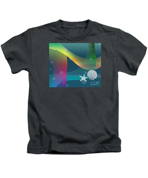 Sweet Dreams2 Abstract Kids T-Shirt