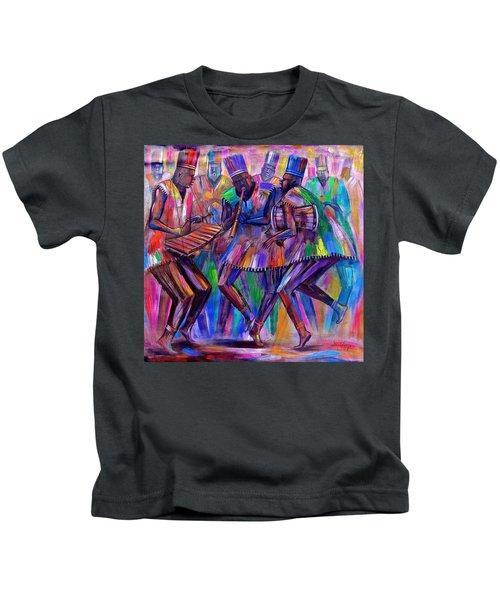 Sweet Rhythms Kids T-Shirt