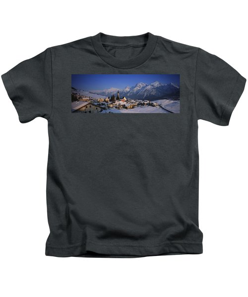 Switzerland Kids T-Shirt