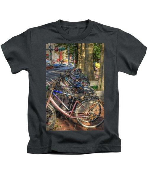 Taiwan Bikes Kids T-Shirt