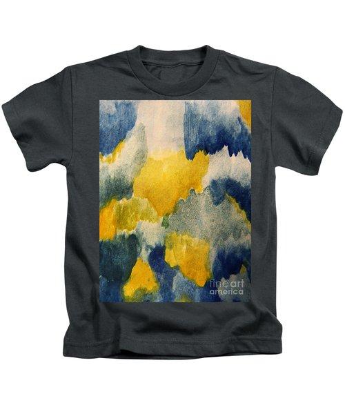 Tears Of Joy Kids T-Shirt