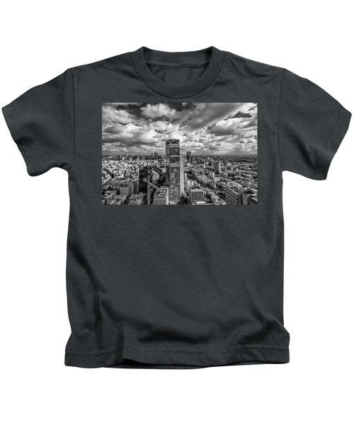 Tel Aviv High And Above Kids T-Shirt