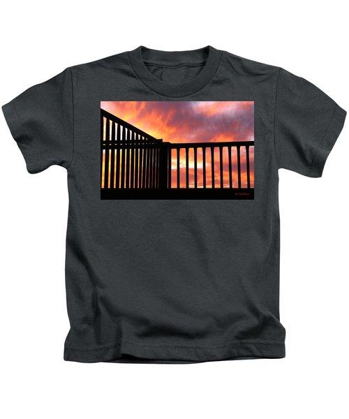 Texas Heat Kids T-Shirt