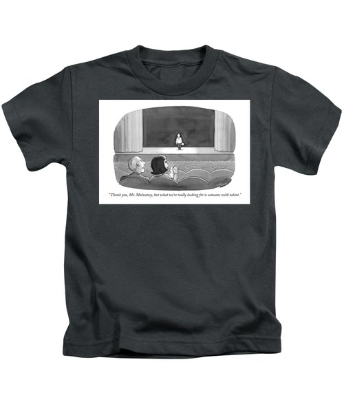 Thank You, Mr. Mulvaney, But What We're Really Kids T-Shirt