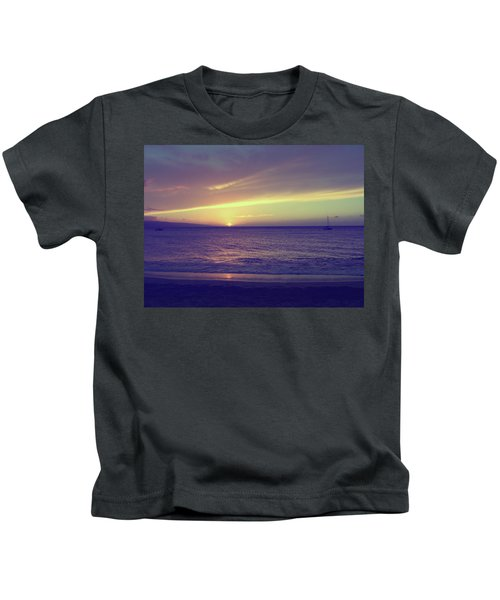 That Peaceful Feeling Kids T-Shirt
