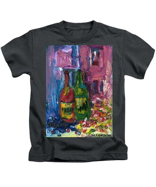 Thats A Vino Kids T-Shirt