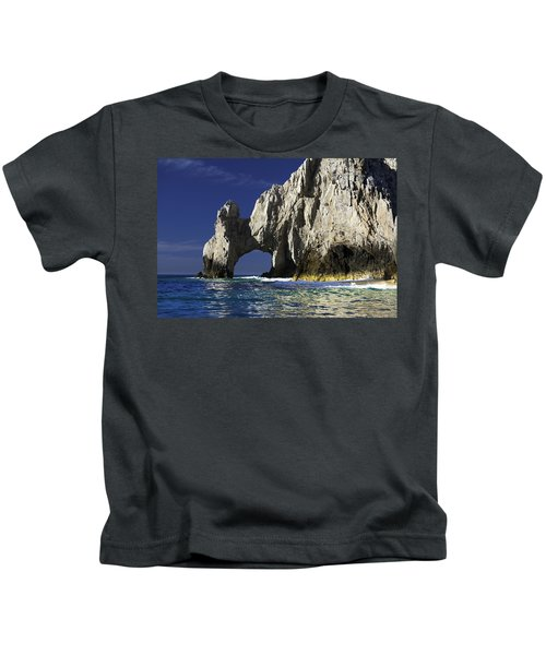 The Arch Cabo San Lucas Kids T-Shirt