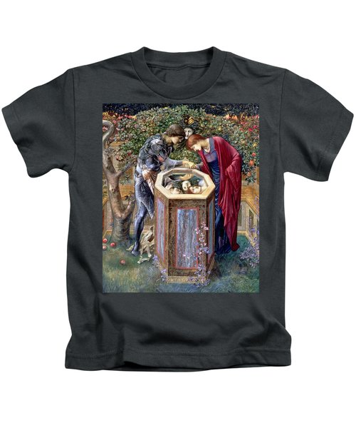 The Baleful Head, C.1876 Kids T-Shirt