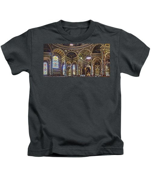 The Basilica Of St. Josaphat Kids T-Shirt