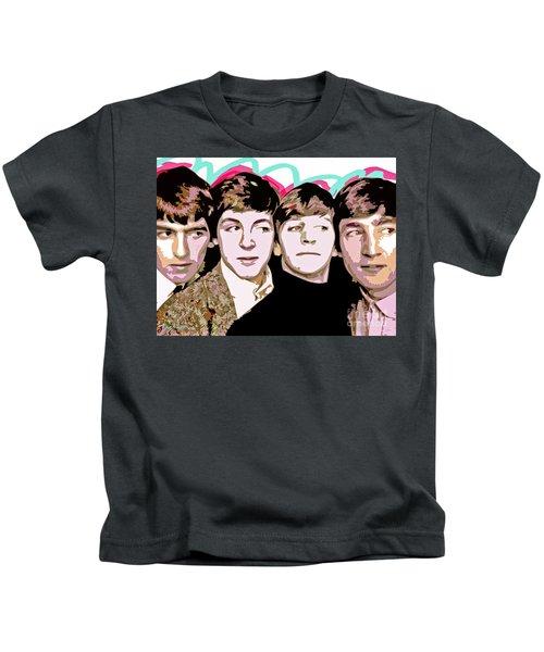 The Beatles Love Kids T-Shirt