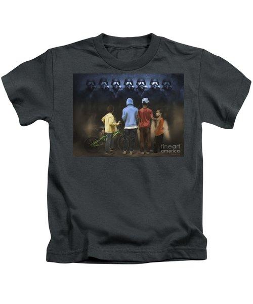 The Boogie Men Kids T-Shirt