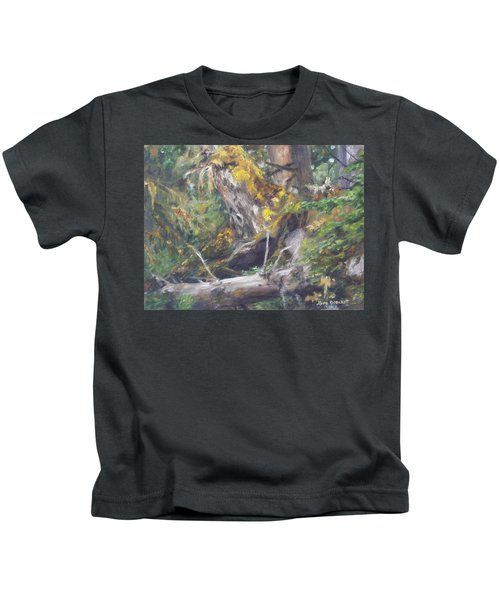 The Crying Log Kids T-Shirt