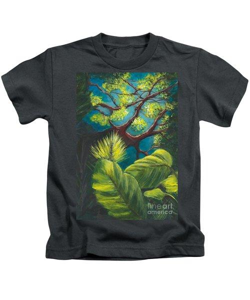The Goblin Market Restaurant Tree Mt. Dora Kids T-Shirt