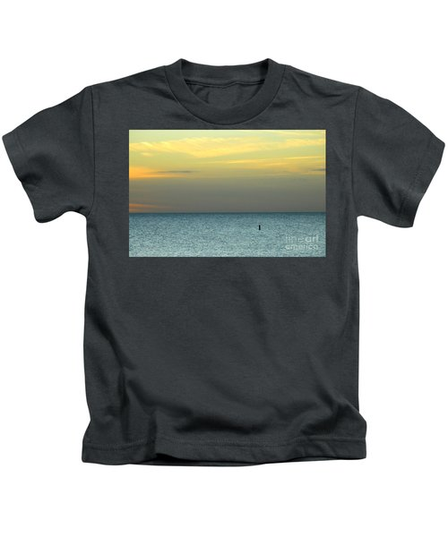 The Gulf Of Mexico Kids T-Shirt