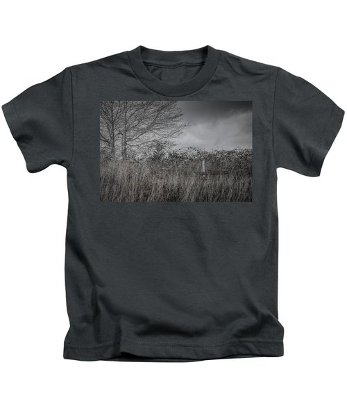 The Hidden Bench 2 Kids T-Shirt