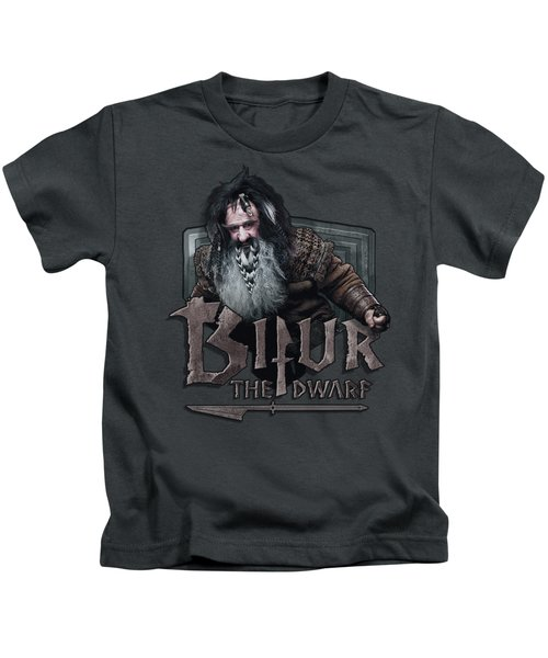 The Hobbit - Bifur Kids T-Shirt
