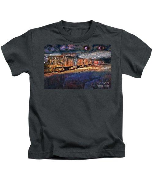 The Last Shipment Kids T-Shirt