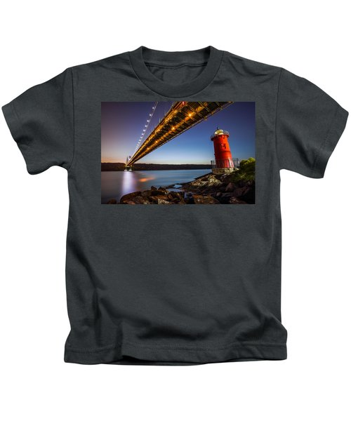The Little Red Lighthouse Kids T-Shirt