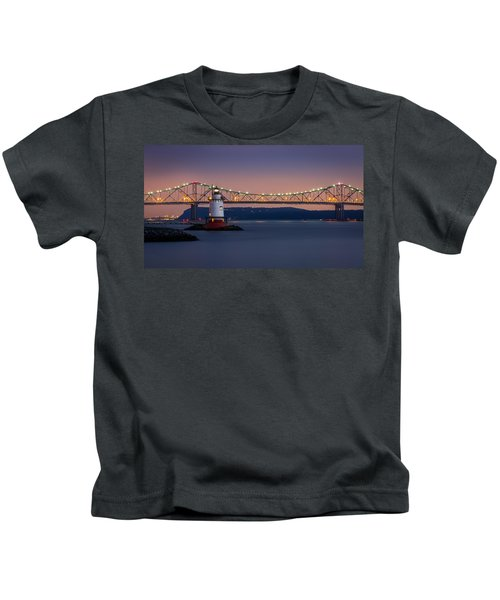 The Little White Lighthouse Kids T-Shirt