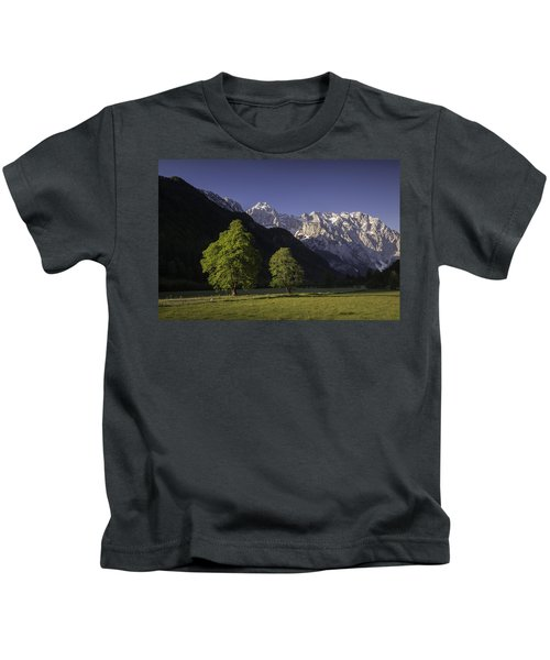 the Logar valley Kids T-Shirt
