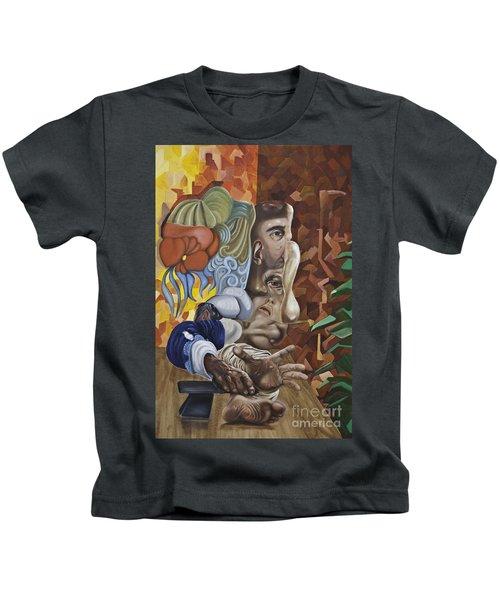 The Mad Sculptor Kids T-Shirt