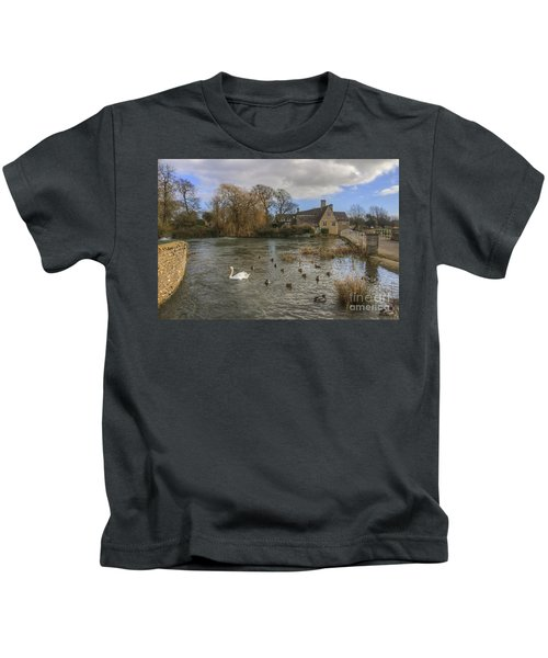 The Millhouse At Fairford Kids T-Shirt