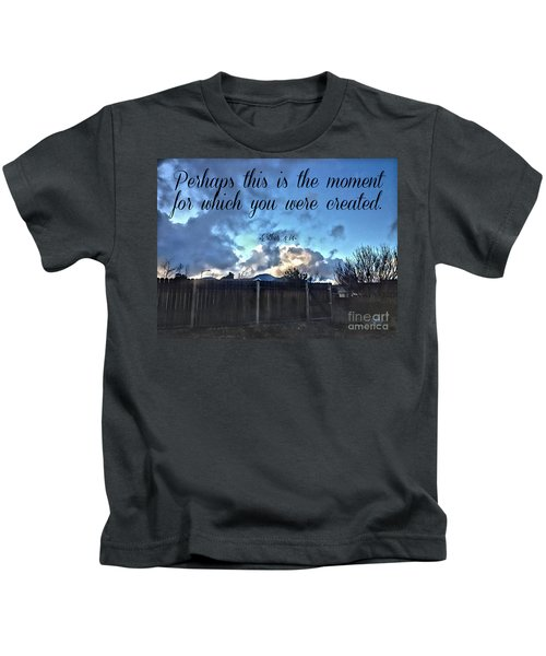 The Moment Kids T-Shirt