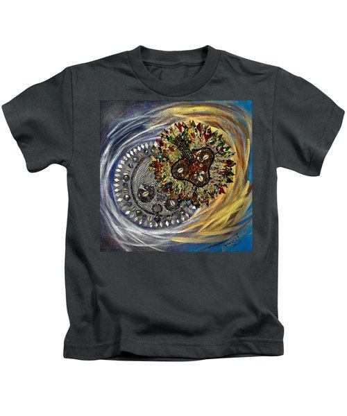 The Moon's Eclipse Kids T-Shirt