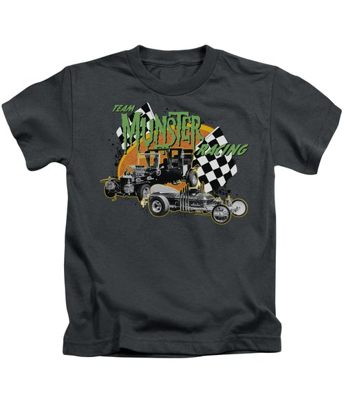 The Munsters - Munster Racing Kids T-Shirt