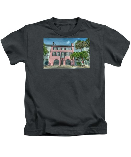 The Pink House Kids T-Shirt