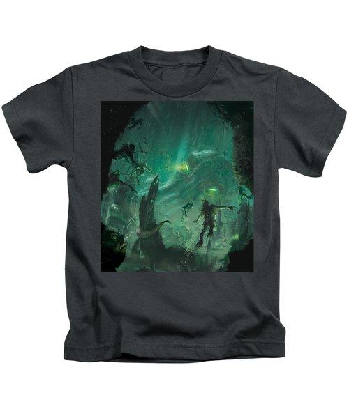 The Sleeper Below Kids T-Shirt