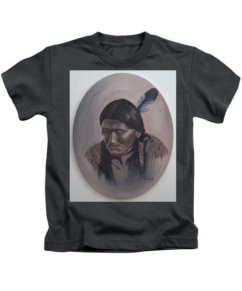 The Story Teller Kids T-Shirt