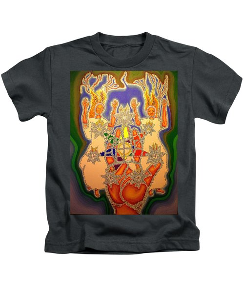 The Two Witnesses  Kids T-Shirt