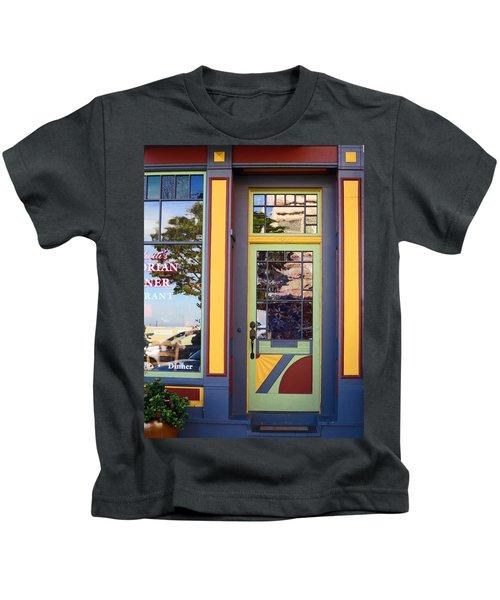 The Victorian Diner Kids T-Shirt