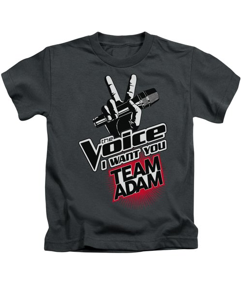 The Voice - Team Adam Kids T-Shirt by Brand A