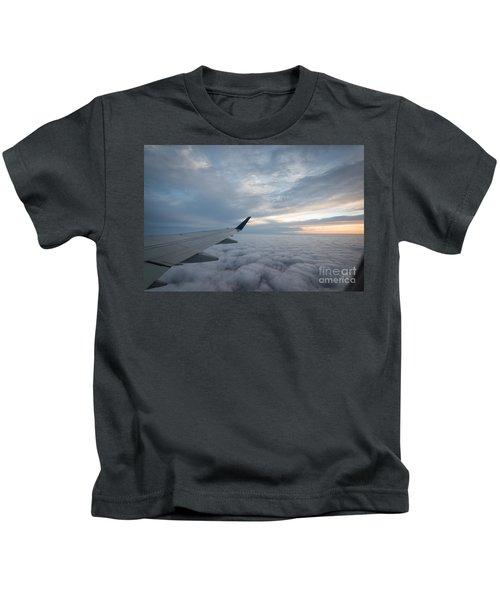 The Window Seat Kids T-Shirt