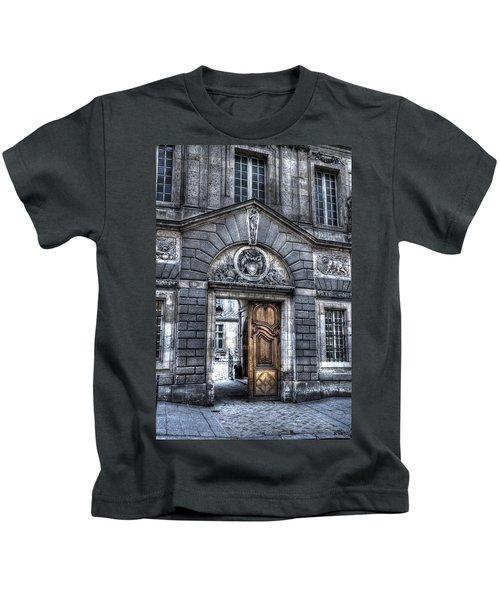 The Wooden Door Kids T-Shirt
