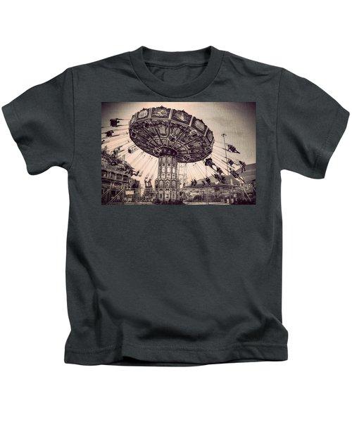 Thrill Rides Kids T-Shirt