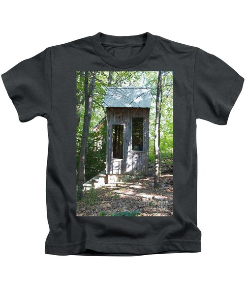 Throne With A View Kids T-Shirt