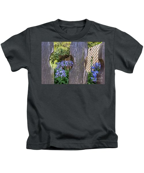 Through The Fence Kids T-Shirt