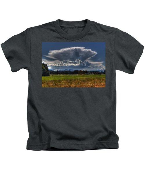 Thunder Storm Kids T-Shirt