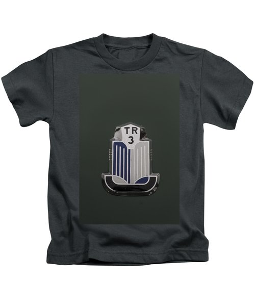 Tr3 Hood Ornament 2 Kids T-Shirt