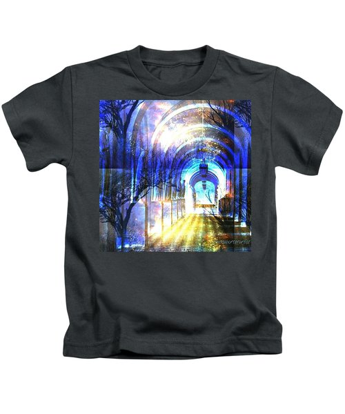 Transitions Through Time Kids T-Shirt