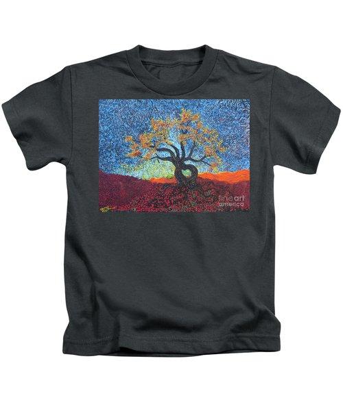 Tree Of Heart Kids T-Shirt