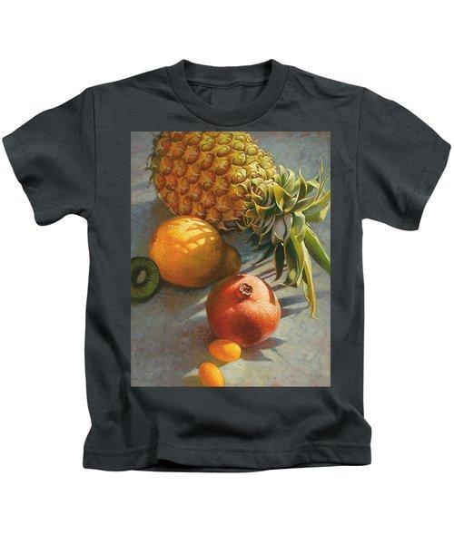 Tropical Fruit Kids T-Shirt
