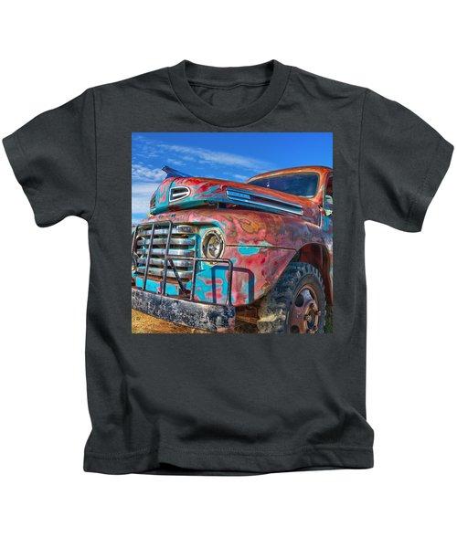 Heavy Duty Kids T-Shirt