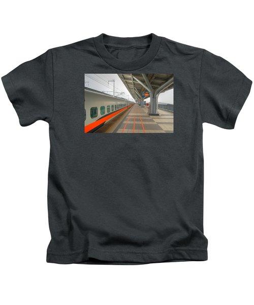 Tw Bullet Train 2 Kids T-Shirt